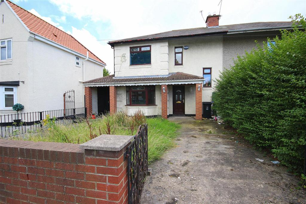 3 Bedrooms Semi Detached House for sale in Oxford Road, Hartlepool