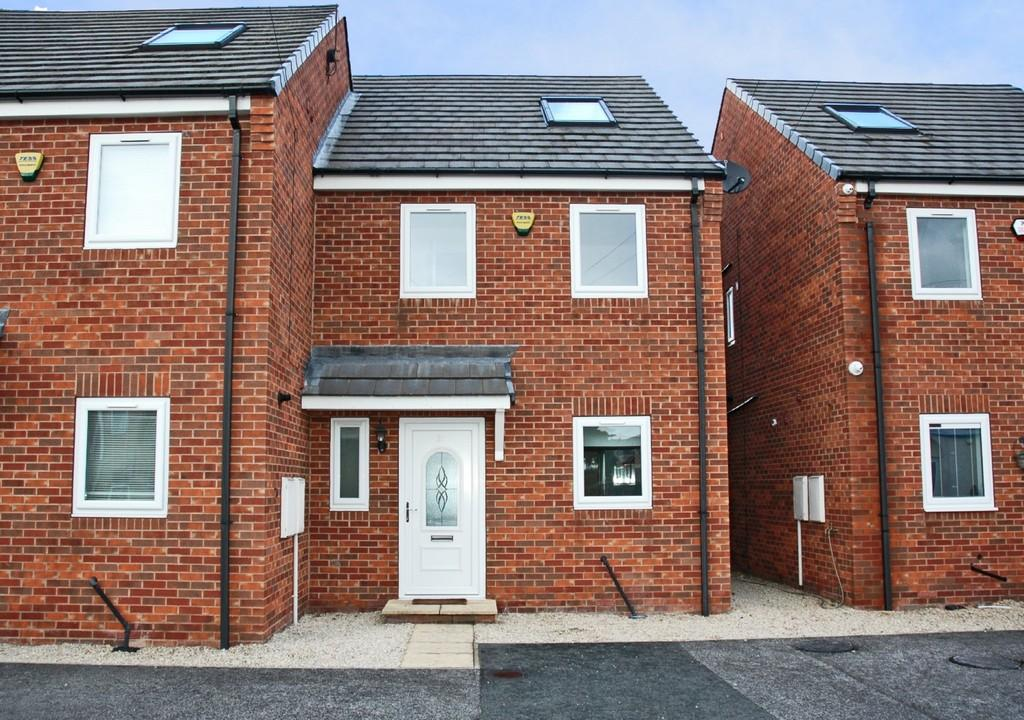 3 Bedrooms Semi Detached House for sale in Weeland Road, Sharlston Common