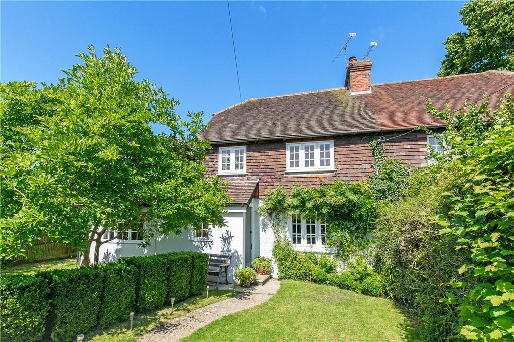 4 Bedrooms Semi Detached House for sale in Highbury Cottages, The Green, Horsted Keynes, Haywards Heath, RH17