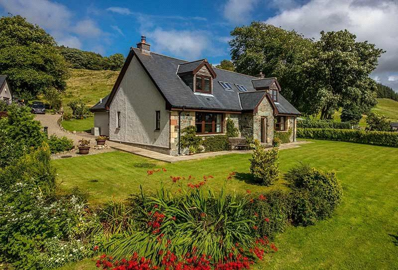 3 Bedrooms Unique Property for sale in Shirvan Cottage, Kilmartin, Lochgilphead, Argyll, PA31
