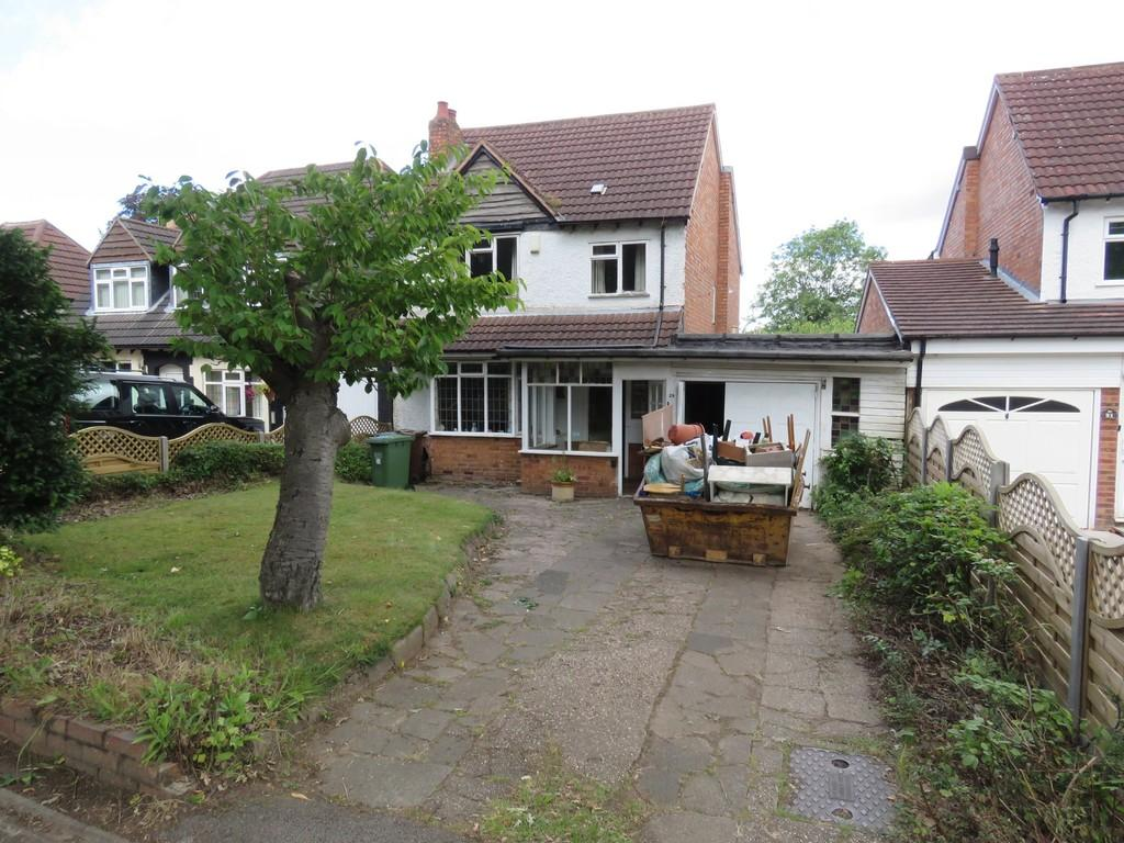 3 Bedrooms Link Detached House for sale in Streetsbrook Road, Shirley
