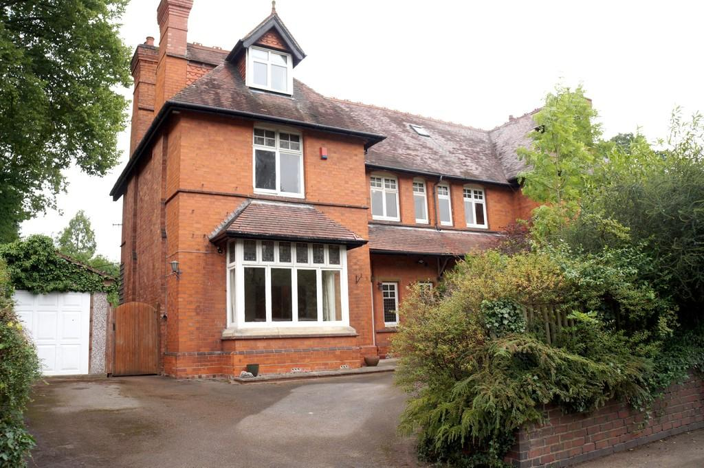 6 Bedrooms Semi Detached House for sale in Meriden Road, Hampton In Arden