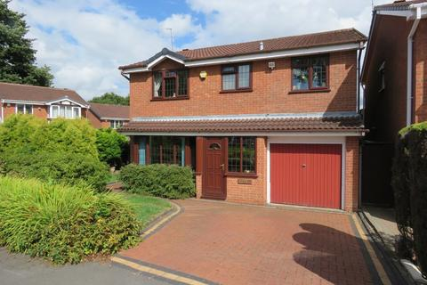 5 bedroom detached house for sale - Finwood Close, Solihull