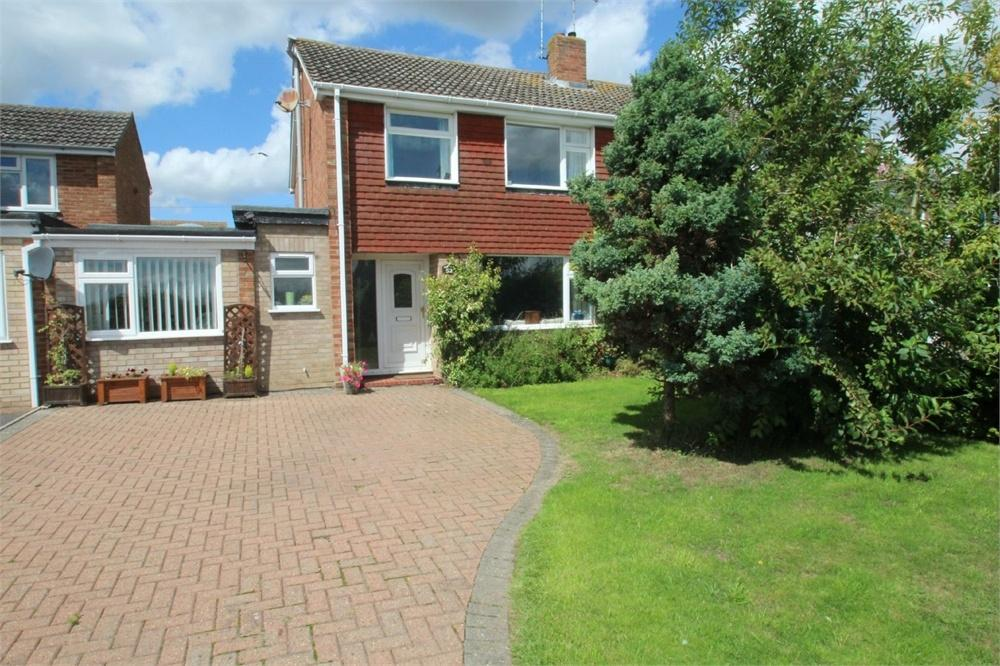 3 Bedrooms Semi Detached House for sale in Church Road, Fordham, COLCHESTER, Essex
