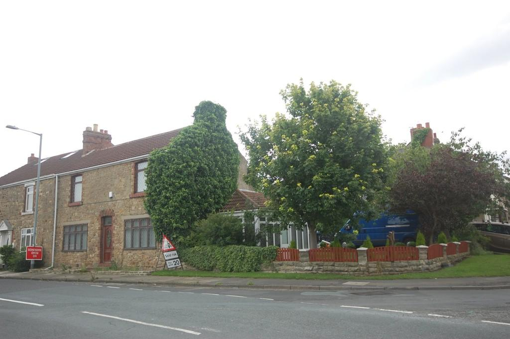 3 Bedrooms Semi Detached House for sale in West View, Kirk Merrington