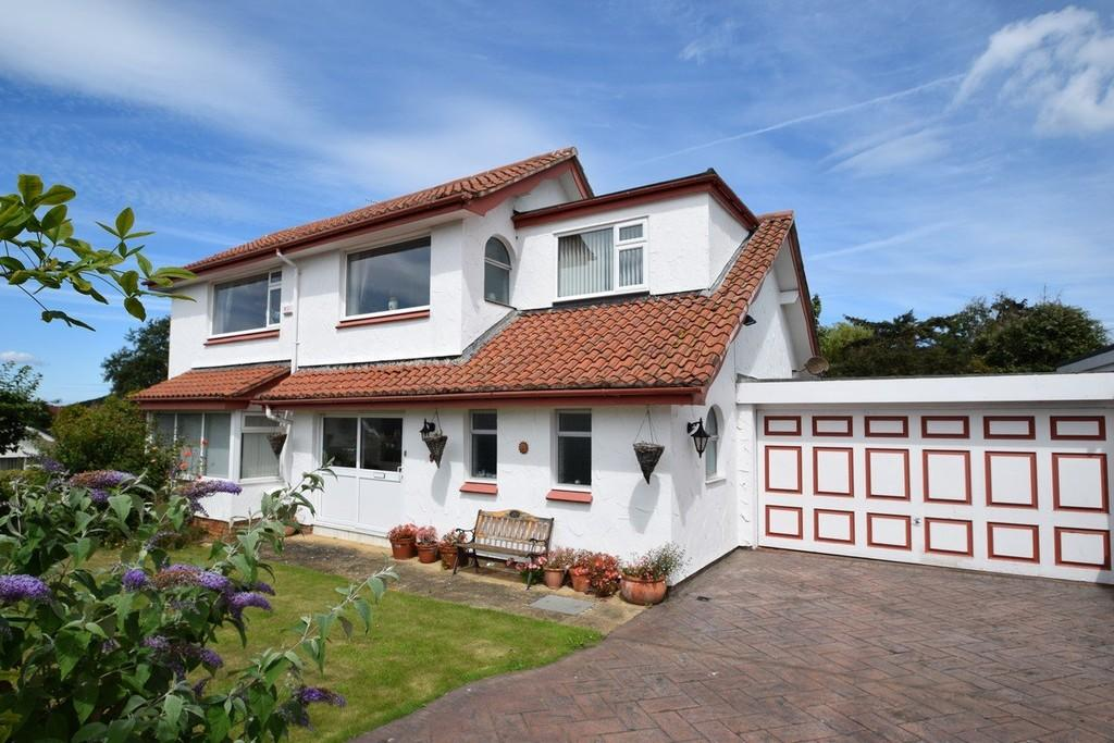 4 Bedrooms Detached House for sale in Bryn y Coed, Albert Drive, Deganwy.