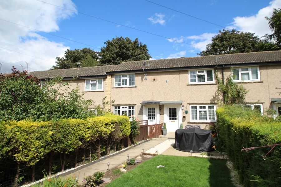 2 Bedrooms Terraced House for sale in GROVE GARDENS, BOSTON SPA, WETHERBY, LS23 6BG