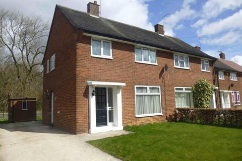 3 bedroom semi-detached house to rent - WEST PARK GROVE, ROUNDHAY, LS8 2DY
