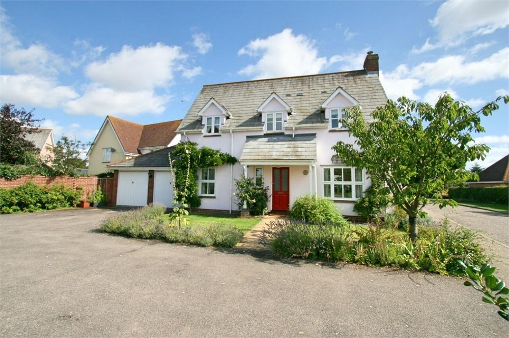 4 Bedrooms Detached House for sale in Peartree Close, Goldhanger, Maldon, Essex