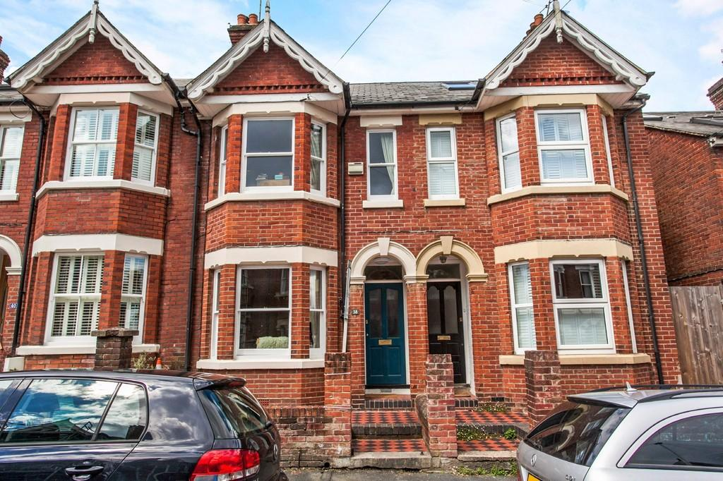 4 Bedrooms Terraced House for sale in Fairfield Road, Winchester, SO22