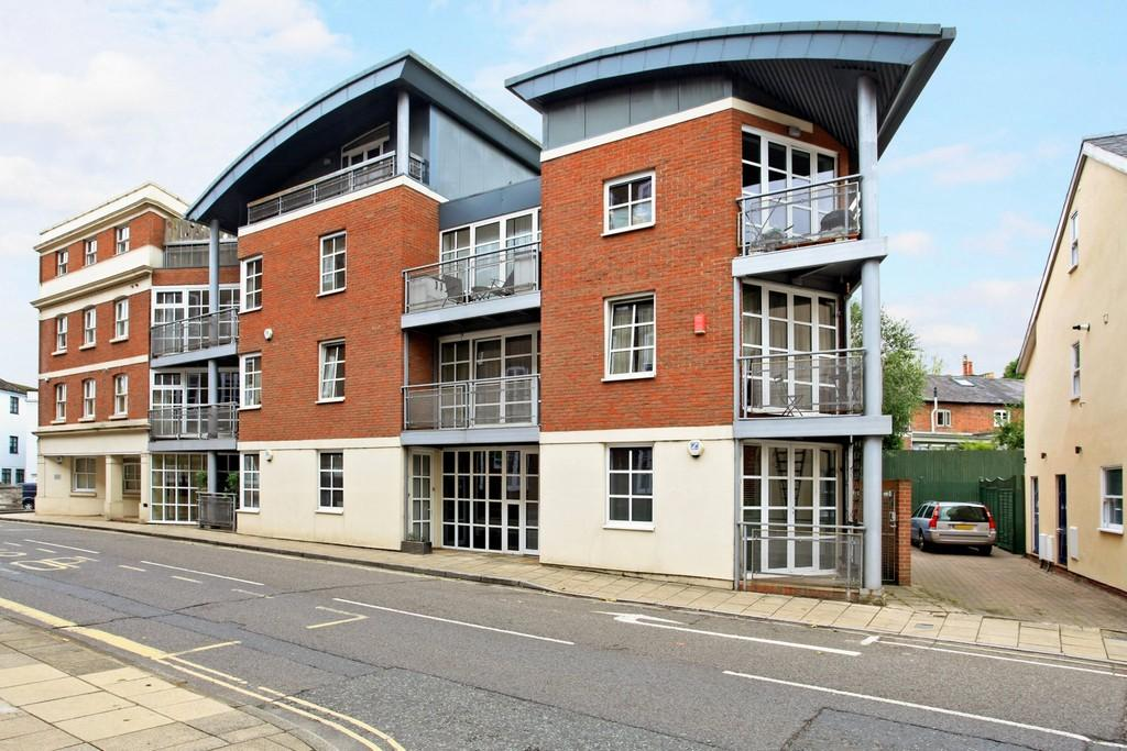 1 Bedroom Ground Flat for sale in Sussex Street, Winchester, SO23