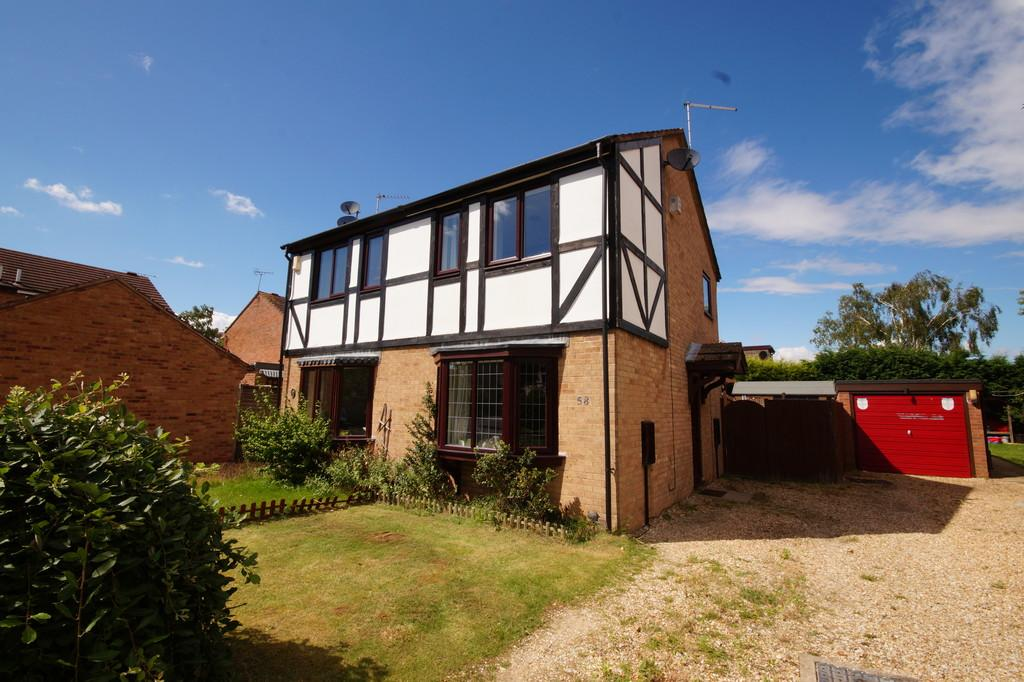 2 Bedrooms Semi Detached House for sale in Hibaldstow Road, Lincoln