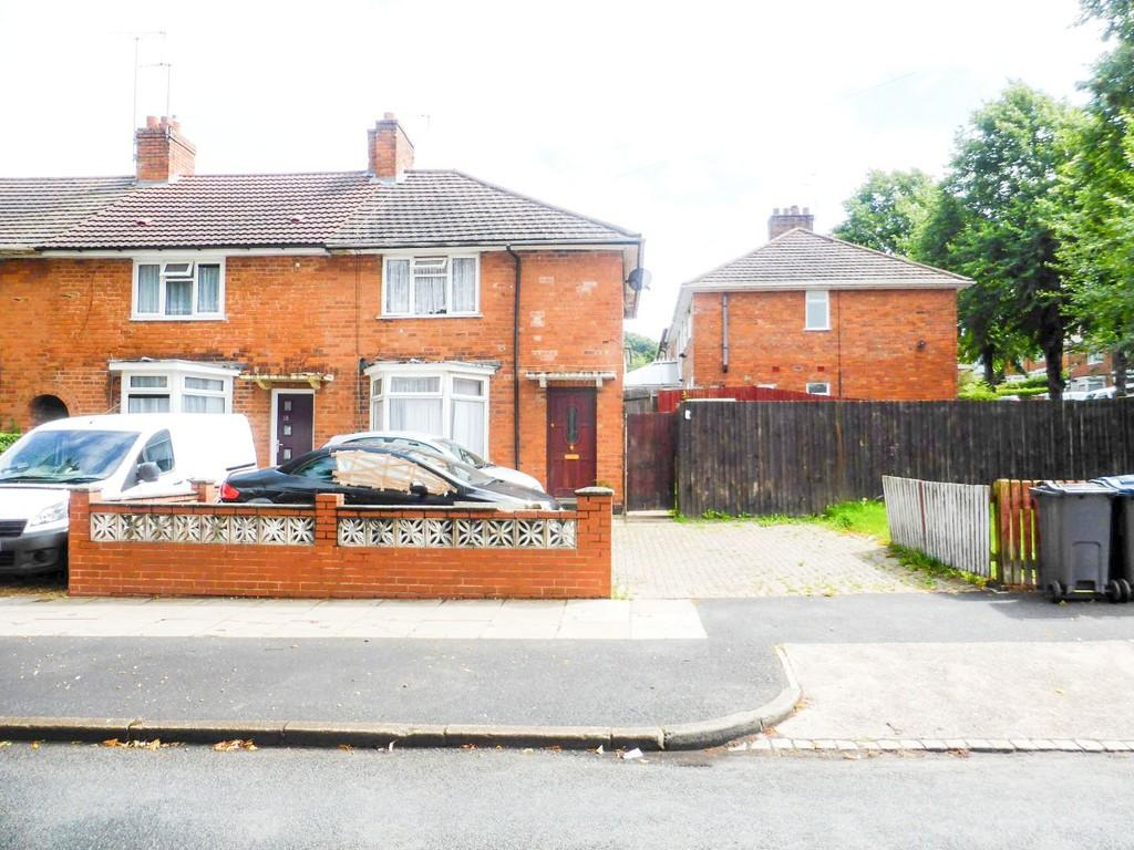 3 Bedrooms End Of Terrace House for sale in Derwent Road