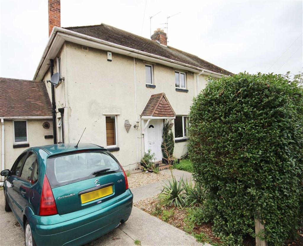 3 Bedrooms Semi Detached House for sale in Roman Pavement, Lincoln, Lincolnshire