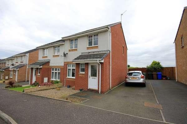 3 Bedrooms Semi-detached Villa House for sale in 29 Dalwhinnie Crescent, Kilmarnock, KA3 1QS