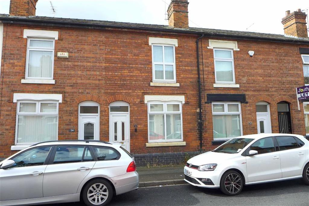 2 Bedrooms Terraced House for sale in Bedford Street, Crewe