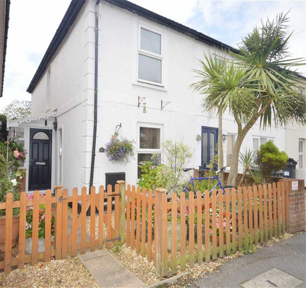 2 Bedrooms End Of Terrace House for sale in Latimer Road, Bournemouth, Dorset, BH9