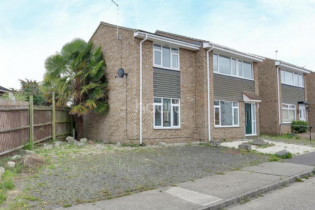 4 Bedrooms Detached House for sale in Boscawen Gardens