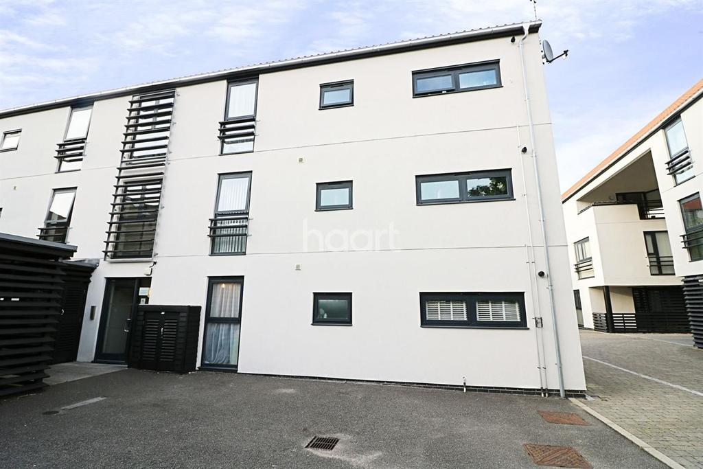 2 Bedrooms Flat for sale in Upper Chase, Chelmsford