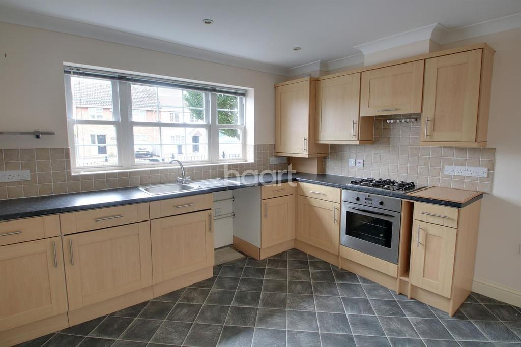 2 Bedrooms End Of Terrace House for sale in The Brook, Sutton