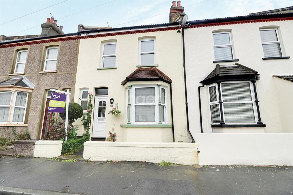2 Bedrooms Terraced House for sale in Acacia Road, Greenhithe, DA9