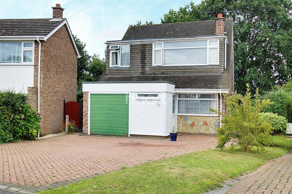 4 Bedrooms Detached House for sale in Grantham Road, Great Horkesley.