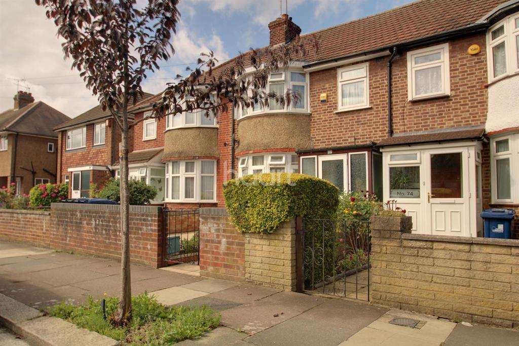 3 Bedrooms Terraced House for sale in Bridge Avenue, Hanwell