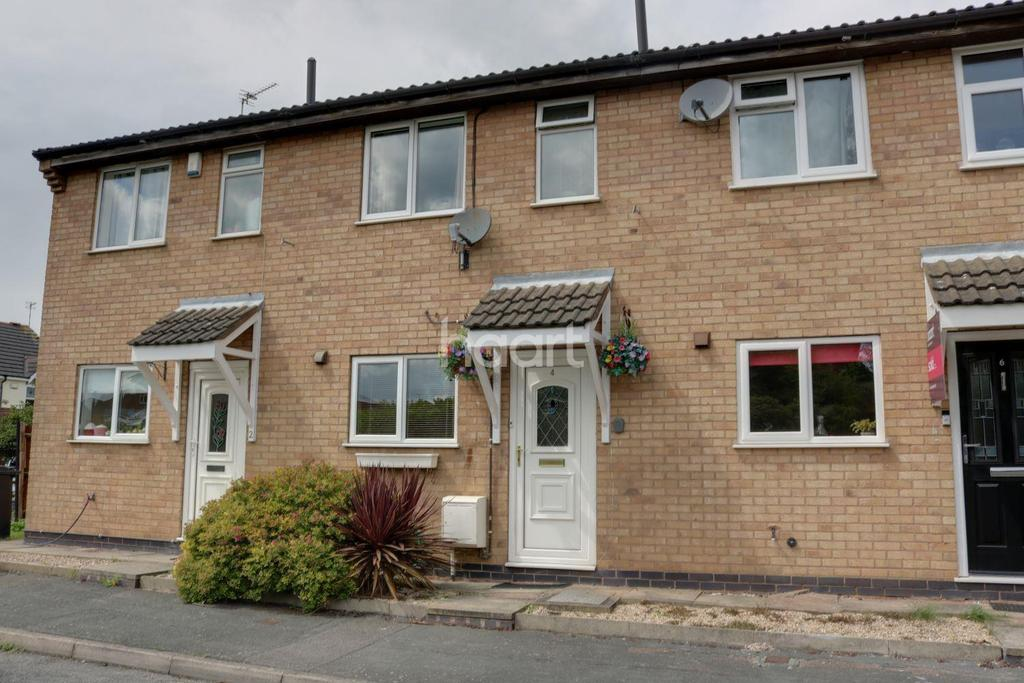 2 Bedrooms Terraced House for sale in Phoenix Drive, Loughborough