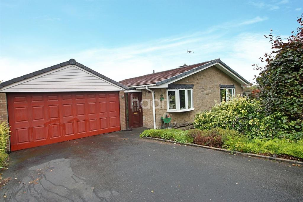 3 Bedrooms Bungalow for sale in Rooley Avenue, Sutton-in-ashfield
