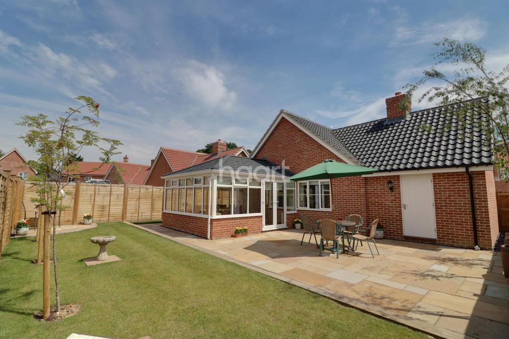 3 Bedrooms Bungalow for sale in Leiston
