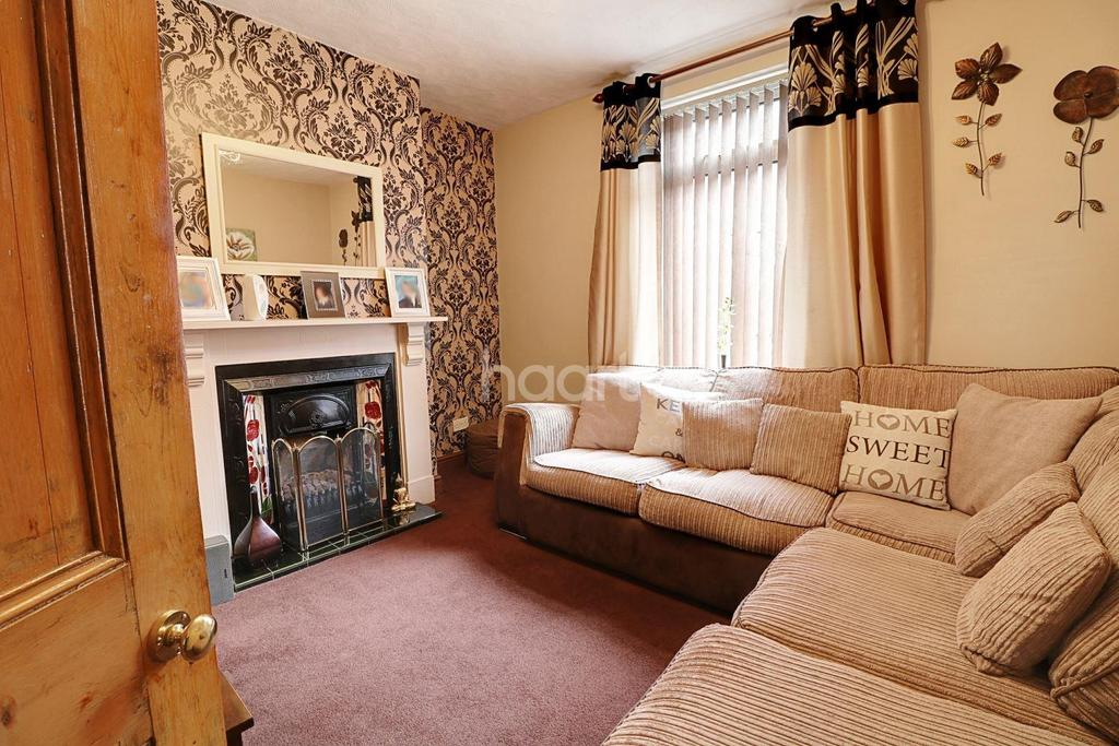 2 Bedrooms Terraced House for sale in Grafton Street, Lincoln