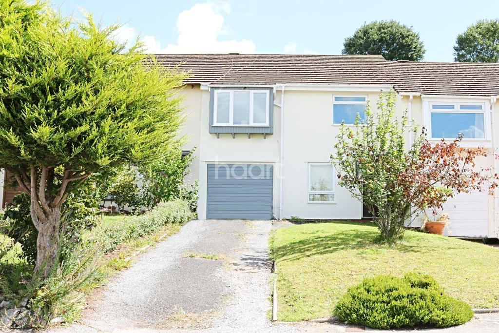 3 Bedrooms Terraced House for sale in Redavon Rise, Torquay