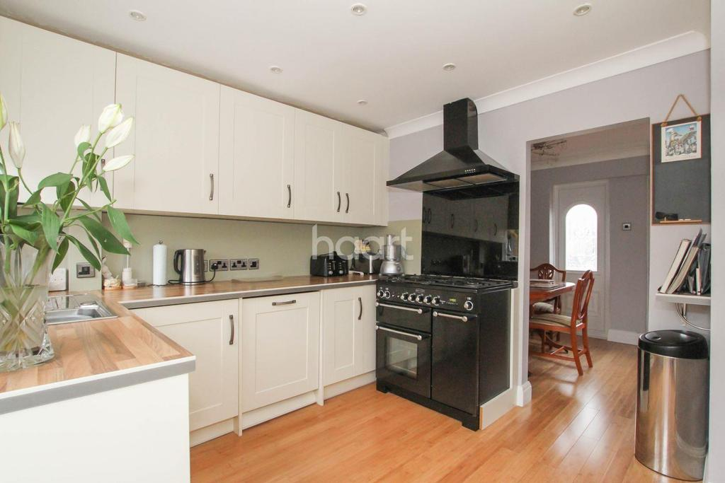 3 Bedrooms Terraced House for sale in Randalls Hill, Shephall, Stevenage