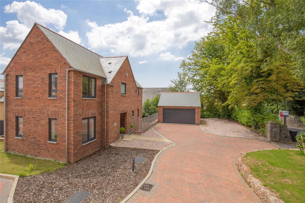 5 Bedrooms Detached House for sale in 1 Redlands, Bridgetown Hill, Totnes, TQ9