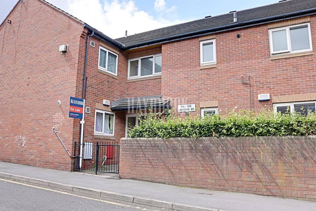 1 Bedroom Flat for sale in Lancing Road, Sheffield