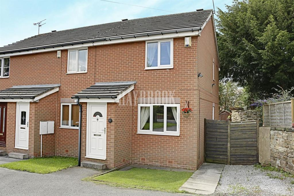 2 Bedrooms End Of Terrace House for sale in West Street, Hoyland