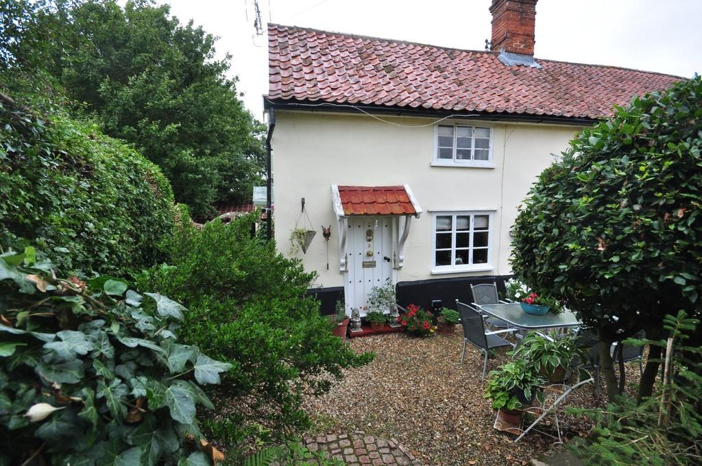 2 Bedrooms Cottage House for sale in Common Road, Bressingham, Diss