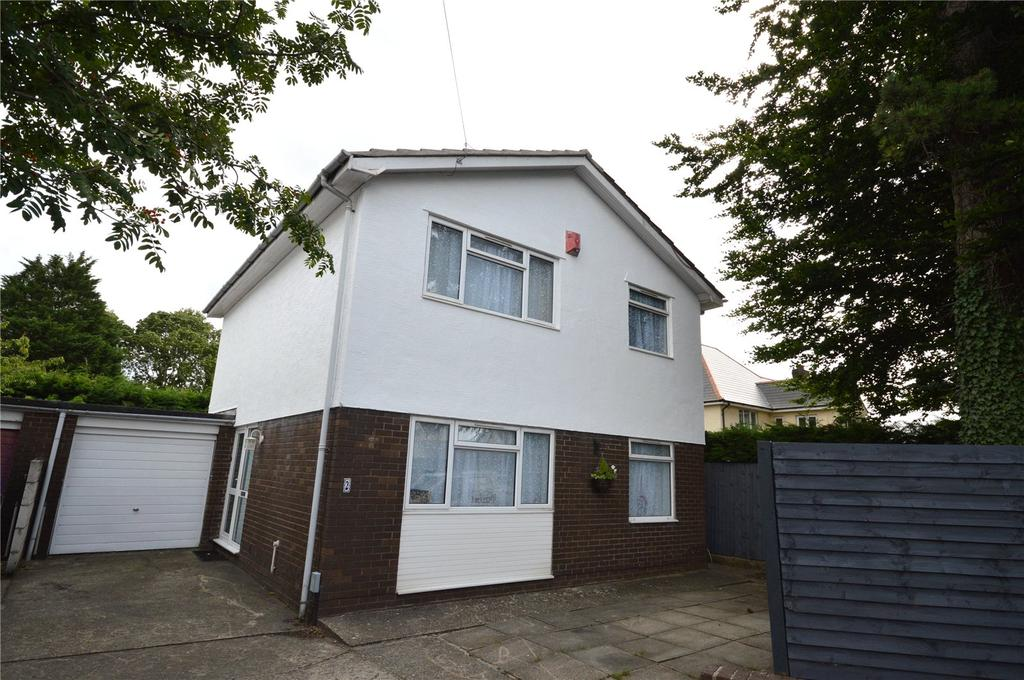 4 Bedrooms Detached House for sale in Maes-y-Coed Road, Cardiff, CF14
