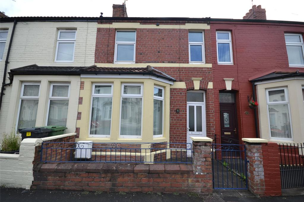 3 Bedrooms Terraced House for sale in Nottingham Street, Canton, Cardiff, CF5