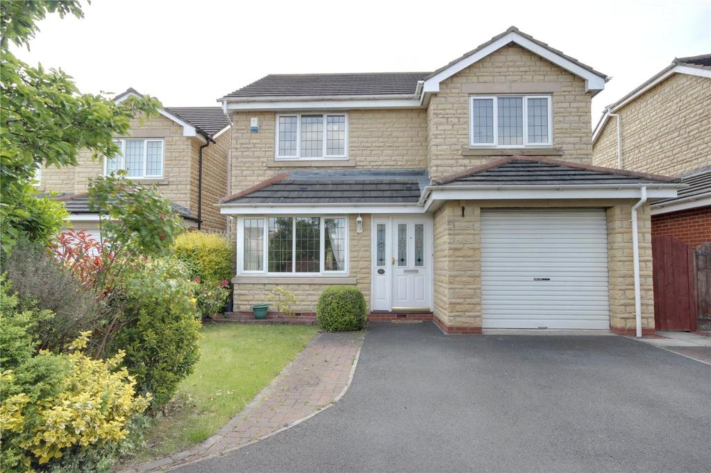 4 Bedrooms Detached House for sale in Trecastell, Ingleby Barwick