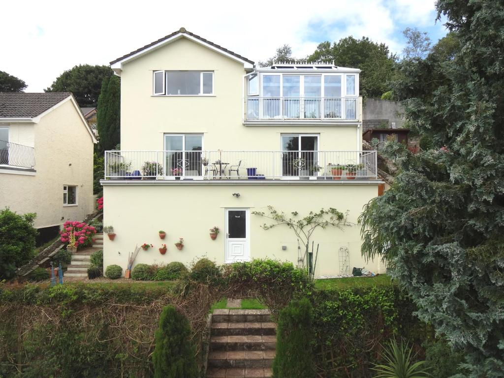 4 Bedrooms Detached House for sale in Cairn Road, Ilfracombe