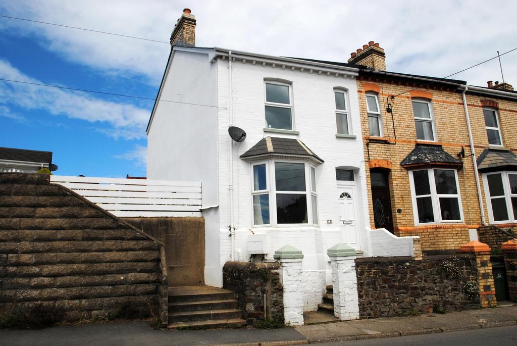 2 Bedrooms Semi Detached House for sale in Clovelly Road, Bideford