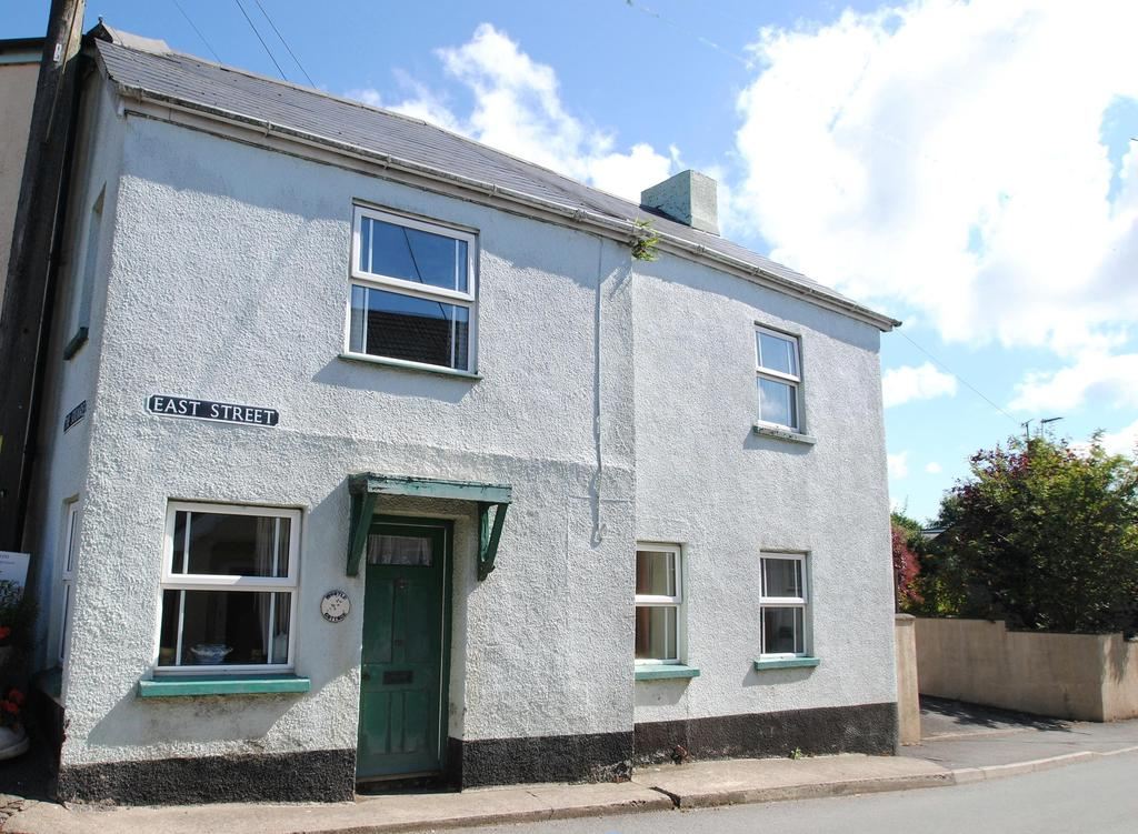 3 Bedrooms Semi Detached House for sale in East Street, North Molton
