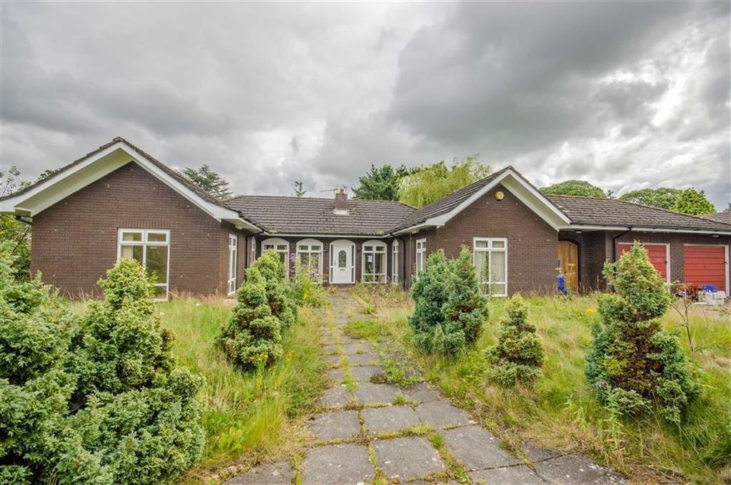 4 Bedrooms Detached Bungalow for sale in Ffridd Y Gog, Corwen