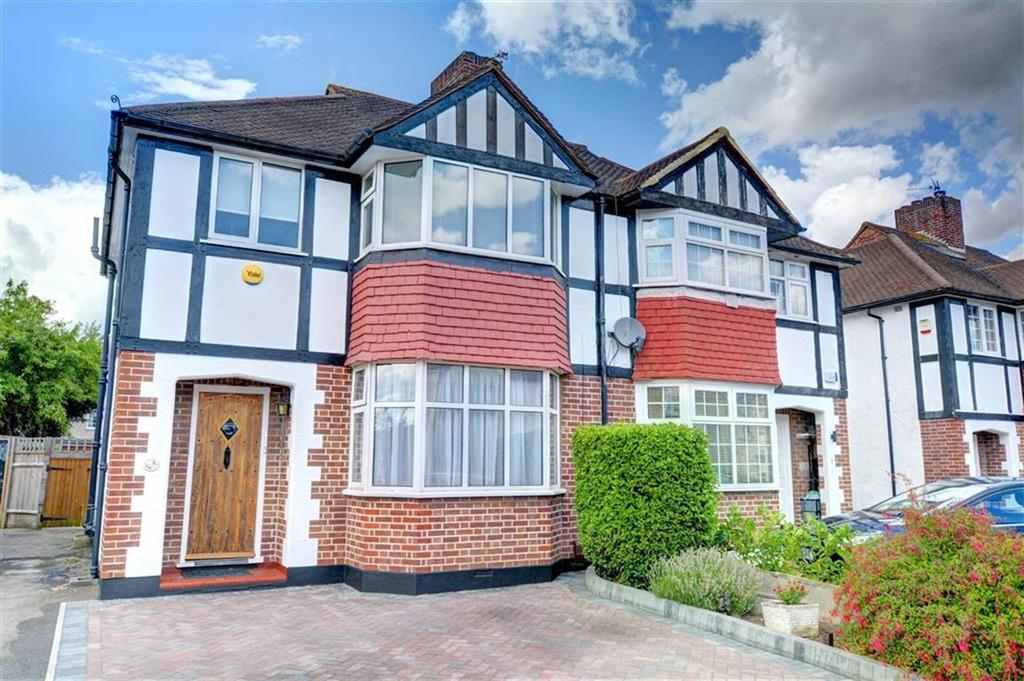 3 Bedrooms Semi Detached House for sale in Walpole Road, Bromley, Kent