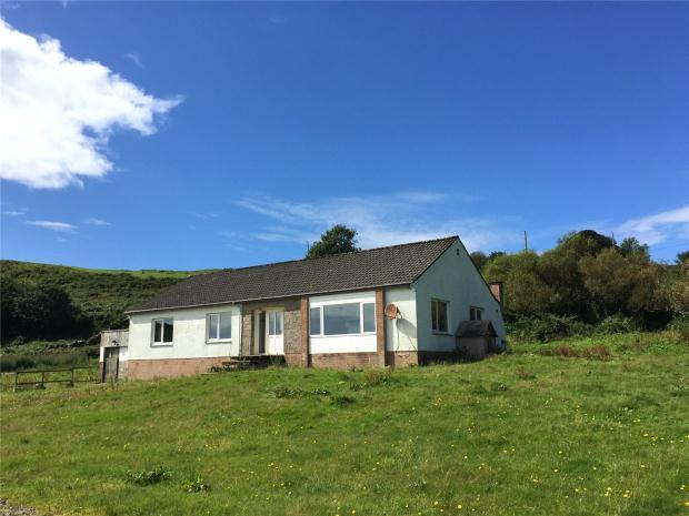 4 Bedrooms Detached House for sale in Cuan Cove, South Cuan, Isle Of Luing, Argyll and Bute