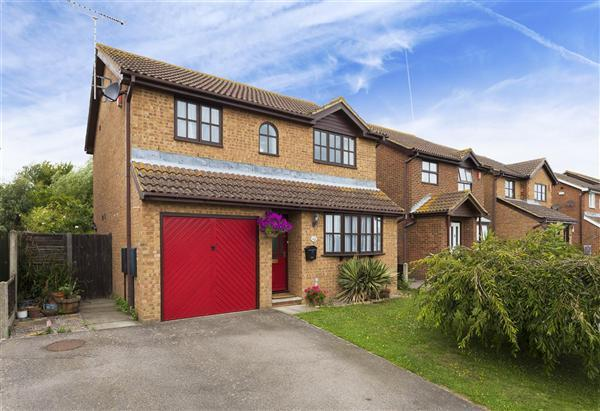 4 Bedrooms Detached House for sale in Richmond Road, Whitstable