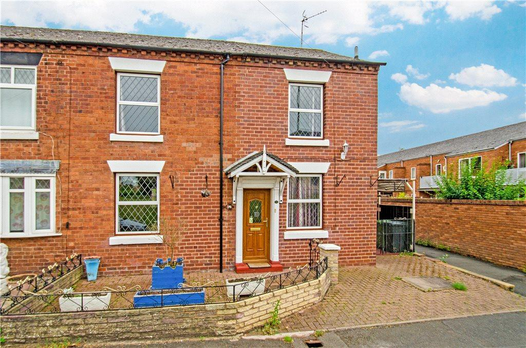 3 Bedrooms Semi Detached House for sale in Miller Street, Droitwich, Worcestershire, WR9