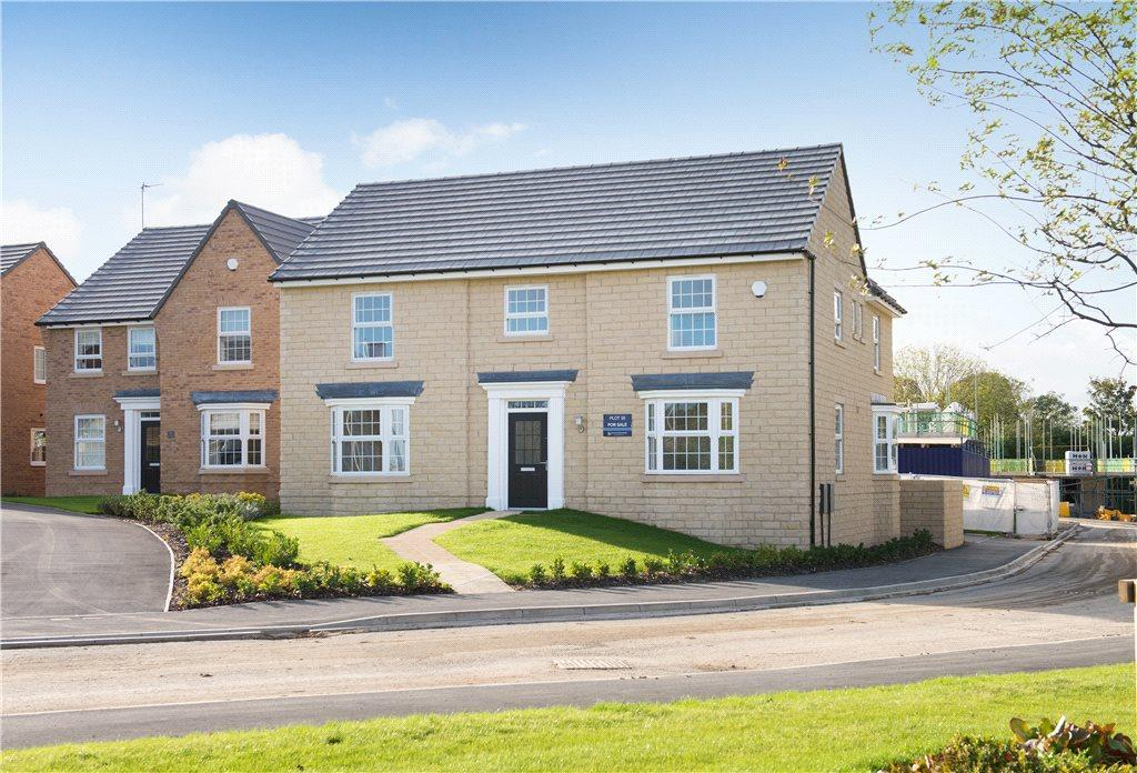 5 Bedrooms Detached House for sale in Grange Park, Hampsthwaite, Harrogate