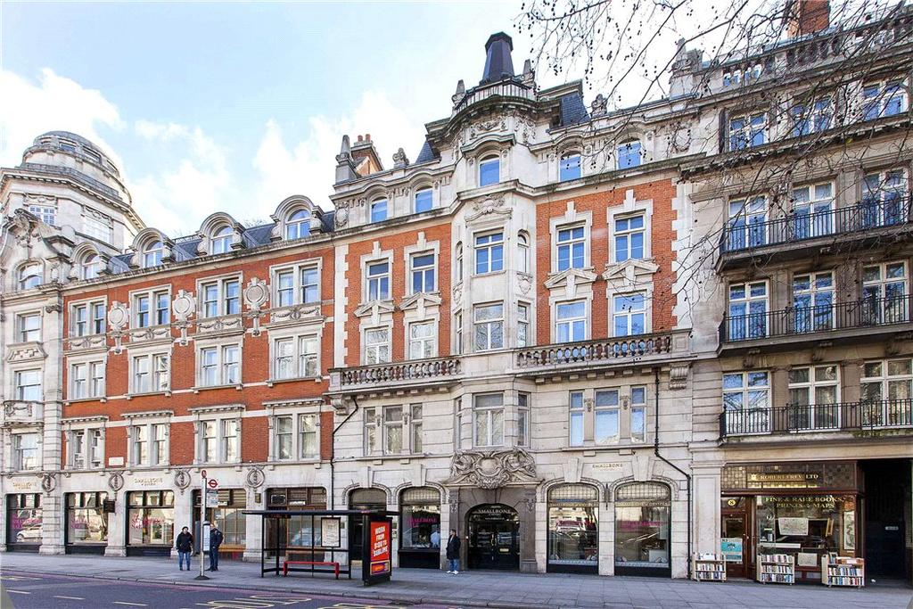 3 Bedrooms Flat for sale in Empire House, Thurloe Place, Knightsbridge, London, SW7